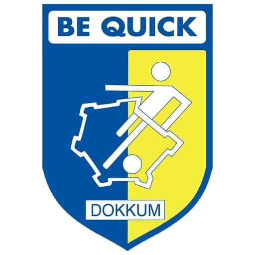 Be Quick Dokkum verliest van LAC Frisia.