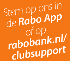 Rabo ClubSupport: Stem op CSV Be Quick Dokkum!