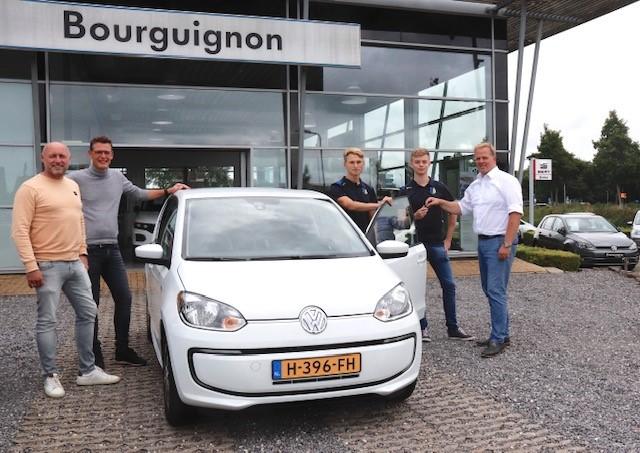 Bourguignon Dokkum en CSV Be Quick Dokkum duurzaam op pad!