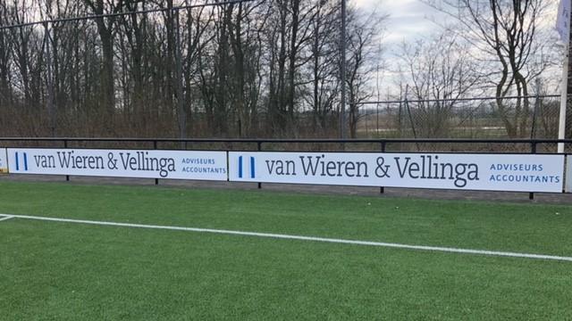 Op van Wieren en Vellinga kun je rekenen!