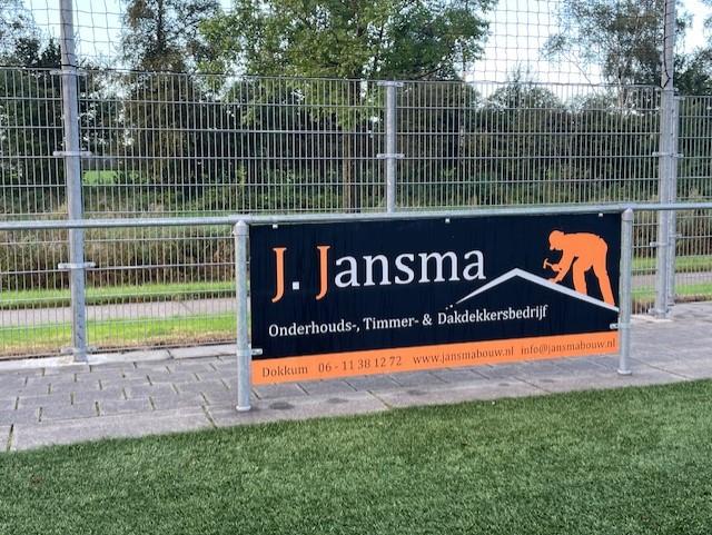JansmaBouw steunt Be Quick op meerder vlakken!